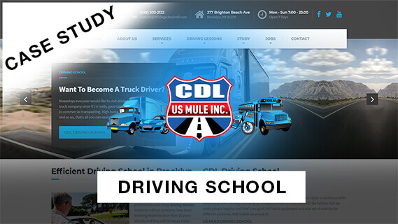 US Mule CDL Driving School