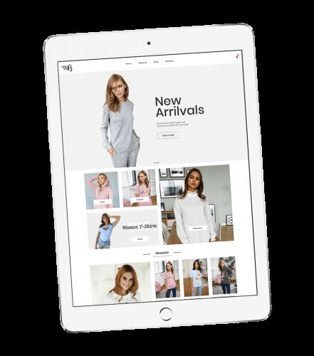 Fashion Moms Club portfolio 5