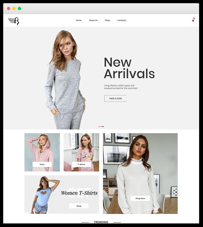 Fashion Moms Club portfolio 6