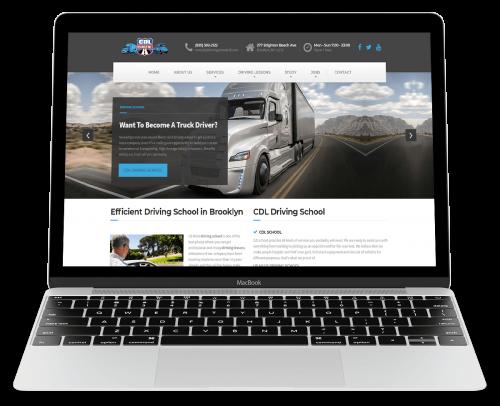 US Mule CDL Driving School portfolio 4